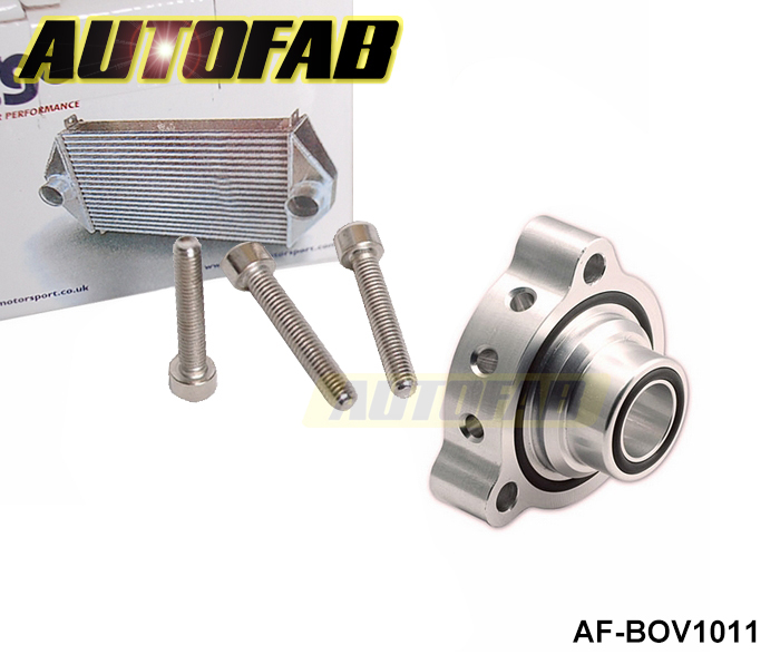 AUTOFAB -Blow Off Adaptor For BMW Mini Cooper S and for Peugeot 1.6 Turbo engines High Quality AF-BOV1011(China (Mainland))