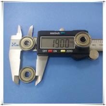 Buy free 30Pcs High 626ZZ 626 zz R-1960ZZ ball bearing 6x19x6mm deep groove ball bearing 626-2Z for $13.00 in AliExpress store