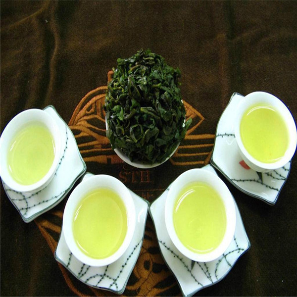 100g Natural Organic Health Care Tie Guan Yin Oolong Tea Spring Premium Chinese Green Oolong Tea