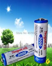 Тмт 50 pcs/lot 3000 MAH AA NI-MH перезаряжаемый батареи, 1,2 V AA 3000 MAH