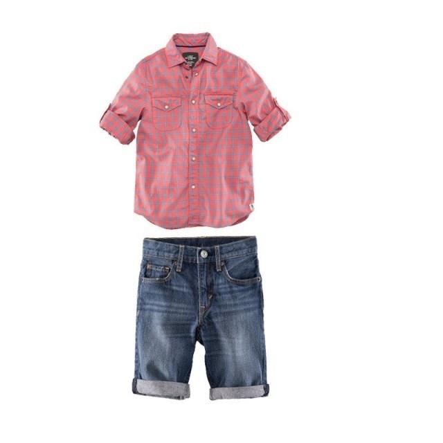 Popular Plaid Brand Name Kids Clothing-Buy Cheap Plaid Brand Name ...
