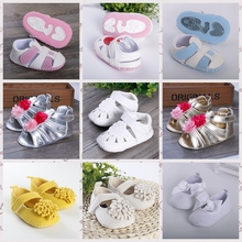 new casual Baby shoes little girl first walkers age 0-18 month newborn bebe sapatos mary janes summer infant toddler shoes r736(China (Mainland))
