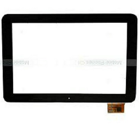 Black New 10.1 inch GoClever Tab R106 Tablet Touch panel screen digitizer Sensor Glass Replacement Free Shipping<br><br>Aliexpress