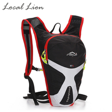 Buy LOCAL LION Lightweight Bicycle Backpack Bike Rucksacks Road Cycling Bag Knapsack Riding Running Packsack Sport Backpack 5L HT499 for $15.52 in AliExpress store