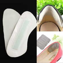 New Comfortable Convenient Back Heel Protector Liner Boot Inserts Insoles Pad Cushion Shoes Accessories Foot Care(China (Mainland))