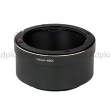Buy Lens Adapter Ring Suit Nikon Sony NEX 5T 3N NEX-6 5R F3 NEX-7 VG900 VG30 EA50 FS700 A7 A7s A7R A7II A5100 A6000 for $25.64 in AliExpress store