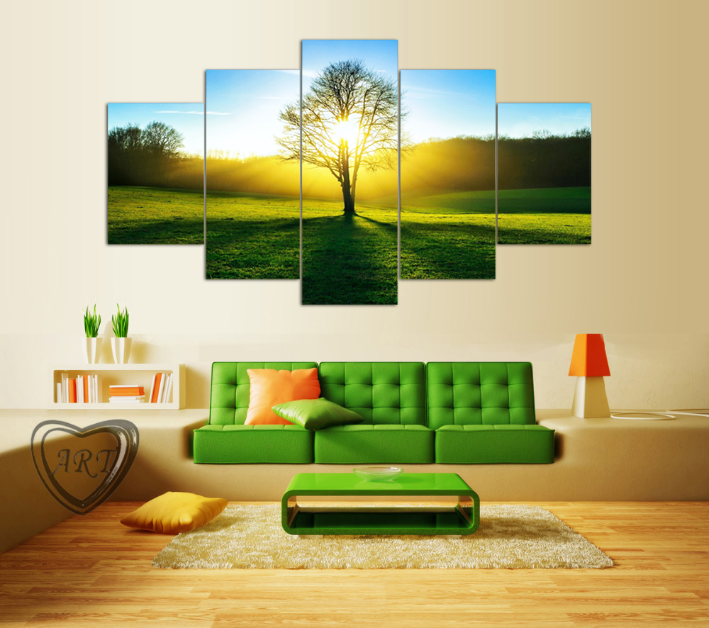 Pinturas modernas promotion shop for promotional pinturas modernas on - Decoracion del hogar ...