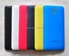 100% Original Smartphone Jiayu S3 Case Phone Back Cover Battery Cover Multi Color