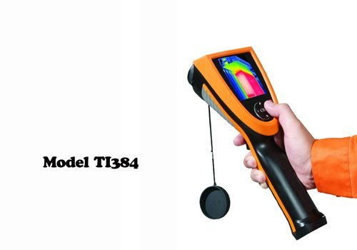 thermal camera for medical or veterinary diagnosis
