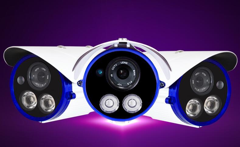Hot Selling 1200TVL CCTV Bullet Camera Video Surveillance IR Night Vision Outdoor Security Camera System 3.6/4/6/8/12/16mm J612A<br><br>Aliexpress