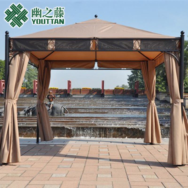 Rome leisure outdoor patio umbrella tent awning large beach stall<br>