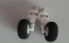Buy landing gear RC aircraft model plane TOPRC Mini F4U warbird for $8.65 in AliExpress store