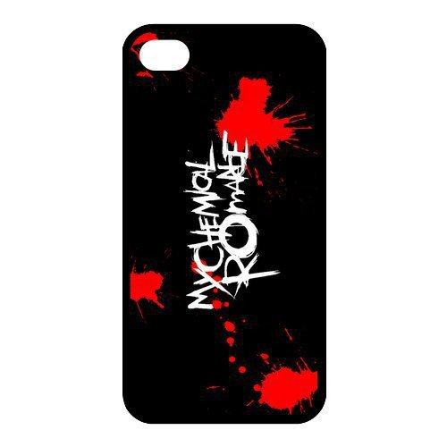 Music Band My Chemical Romance Cover case for iphone 4 4s 5 5s 5c 6 6s plus samsung galaxy S3 S4 mini S5 S6 Note 2 3 4 z1361(China (Mainland))