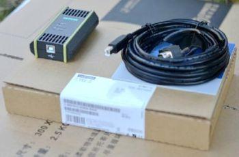 PC Adapter USB A2 Cable for Siemens S7-200/300/400 PLC DP PPI MPI Profibus 6GK 1571-0BA00-0AA0 Win7 64bit, 6ES7972-0CB20-0XA0