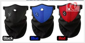 Free Shipping motorcycle mask Ski Snowboard Bike Motorcycle face mask helmet Neck Warm