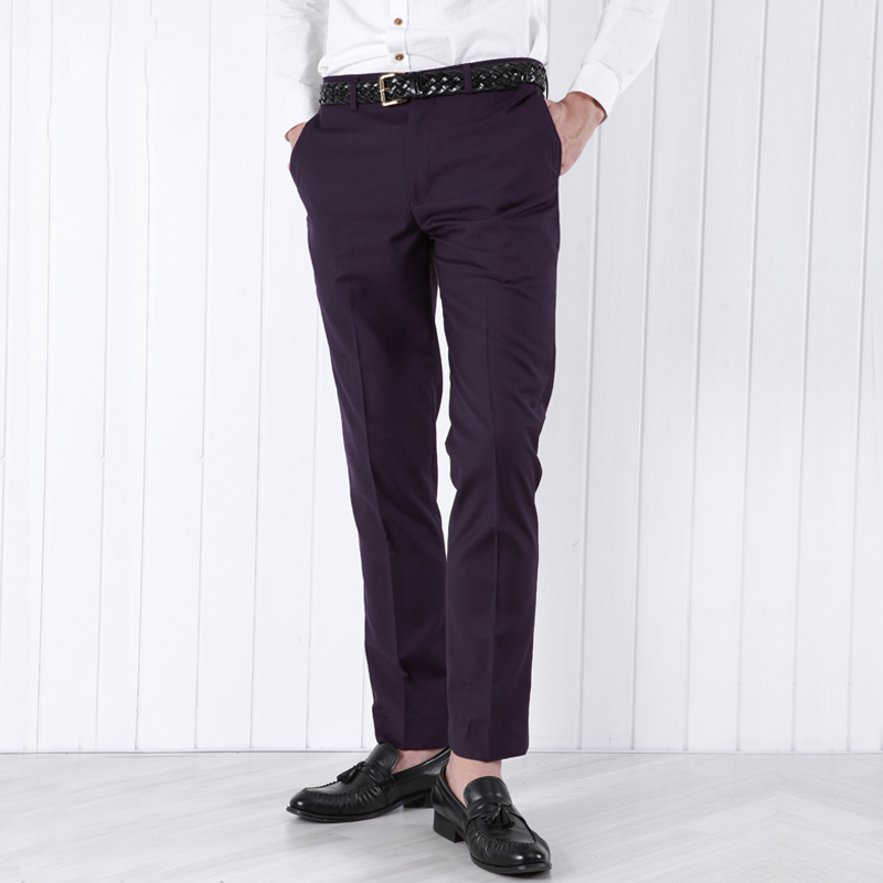 popular mens purple dress pantsbuy cheap mens purple