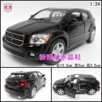 Soft world car model toy car WARRIOR lundberg dodge black
