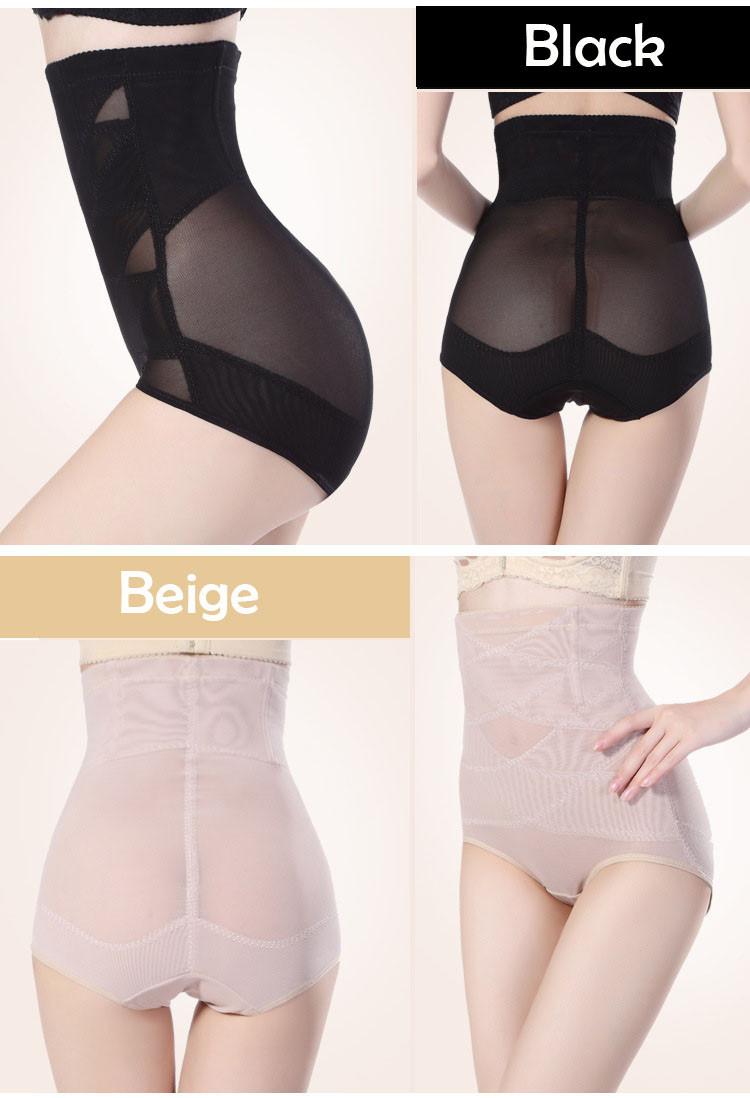 Красота тонкие брюки поднять шейперы управления тела кальсон / похудения нижнее белье женщин после беременных белье талия шейперы