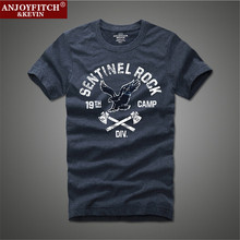 2015 New fashion Famous brand hollistic t shirt men 100 % cotton abercr for ombi men T-shirt,summer style t-shirt