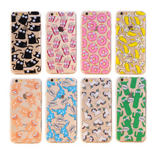 2016 Fashion 3D Eye Phone Capa Para Fundas Cover Case Apple iPhone 4 4S 5 5S 5SE 6 6S Plus Silicone Soft TPU Sleeve Shell - Digital and mobile phone accessories store
