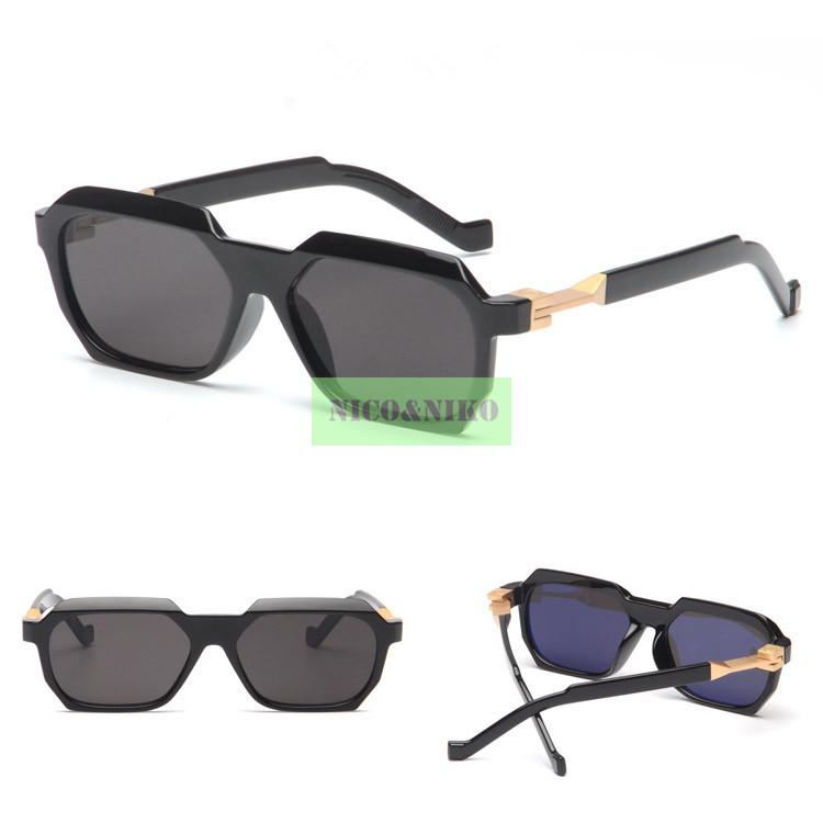 4 Colors Novel Frame Goggle Glasses Eyewear 2015 New ...