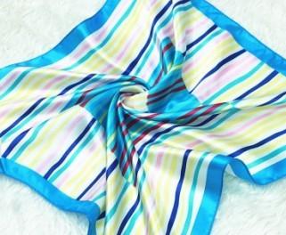 NEW imitated silk fabric Scarf airline stewardess style No.25(China (Mainland))