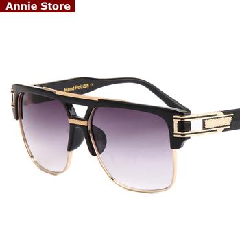 Okulary przeciwsłoneczne prostokątne vintage różne kolory