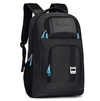 Men Waterproof Business Laptop Women Computer Shoulder Backpack #SP4 18 inch OL bag(China (Mainland))