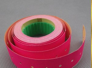 pink price tags