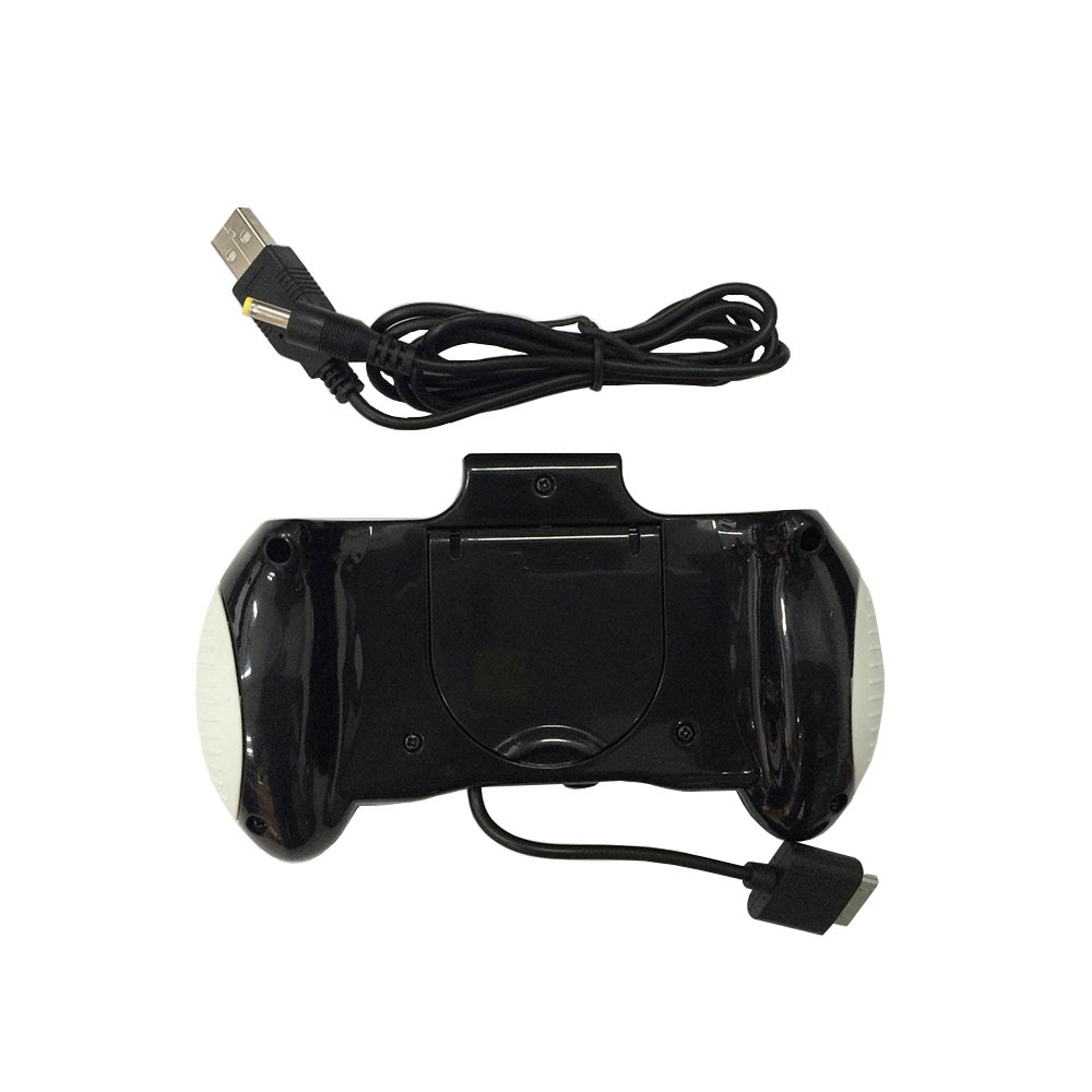 Recharge Hand Grip Bracket Joypad Handle Holder for Sony PSP GO Console(China (Mainland))