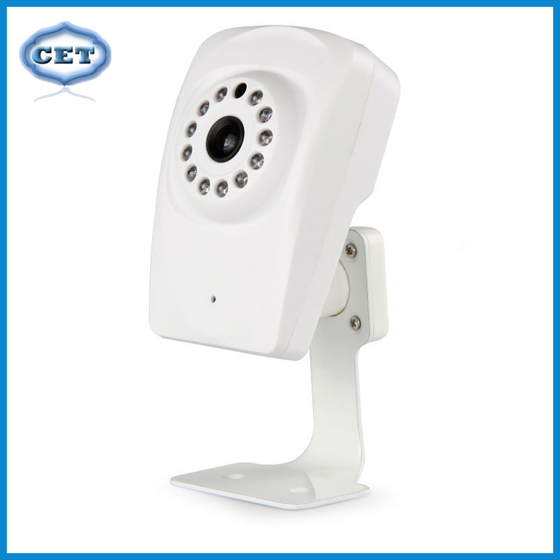 CCTV IP Wireless Camera with Two way Audio Monitoring Support iOS Android APP Easy Install 720P HD Camera S6135K(China (Mainland))