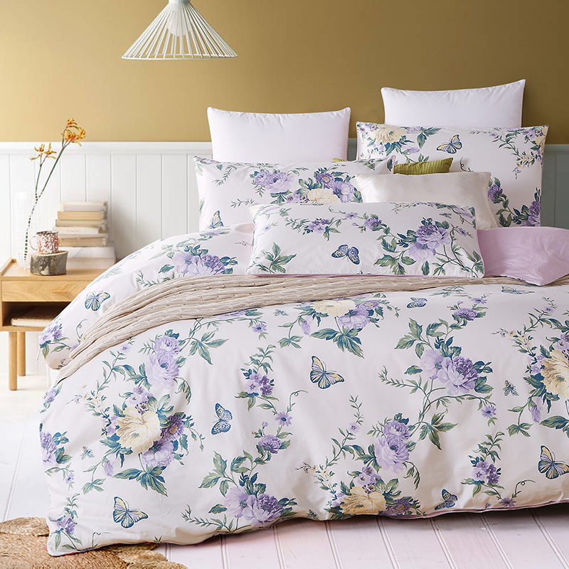 compare prices on pink and purple butterfly bedding