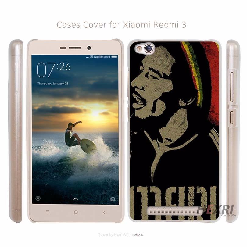 Android bob Transparent Hard Mobile Cell Phone Case Cover for Xiaomi Mi 4 5 Redmi Note 3 4 Pro Prime