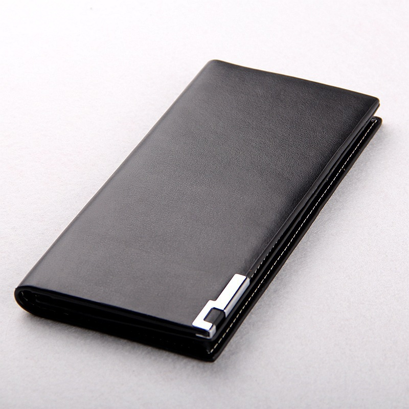 Hotting Generation Fat Brand Men Wallets Rushed Direct Leather Money Purse Luxury Business Card Holder