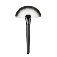Buy Professional Make Tool Single Makeup Brush Blush / Powder Sector Makeup Brush Soft Fan Brush Foundation Brushes TN for $1.62 in AliExpress store