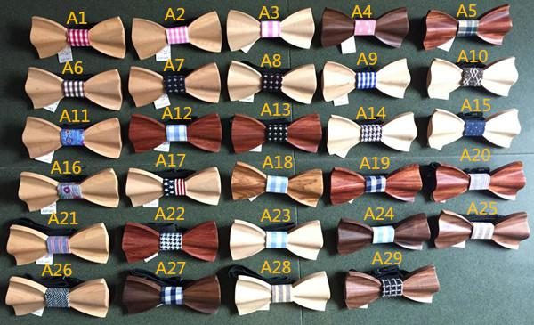 Vintage Mens Bow Tie Wholesale Handmade Wooden Bow Tie for Suit Cheap Bow Tie Personality  Wood bow-tie with10pcs/lotОдежда и ак�е��уары<br><br><br>Aliexpress