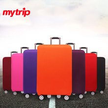 Buy Travel Thicken Elastic Pure Color Luggage Suitcase Protective Cover, Apply 18-32inch Cases, Travel Accessories for $9.50 in AliExpress store