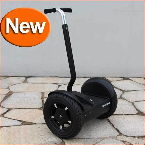 new concept two wheels self stand up Self balance sports scooter Electric Bike(China (Mainland))