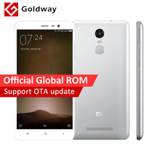 "Original Xiaomi Redmi Note 3 Pro Official Global ROM Mobile Phone Snapdragon 650 Hexa Core 5.5"" 1920x1080 16MP 4000mAh(Hong Kong)"