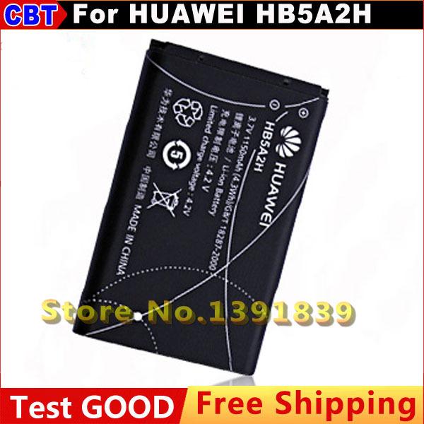 New Original HB5A2H Battery For Huawei Ascend U8500 U7510 U8100 U8110 C8000 U7519 U7520 mobile phone battery free shipping(China (Mainland))