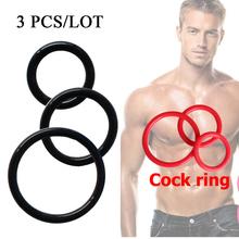 насадка на пенис член секс игрушки презервативы пояс верности секс товарыПетух кольца кольцо секс игрушки для мужчин пояс целомудрия пенис расширители продукты секса 3 шт./компл.взрослых секс игрушки для мужчин(China (Mainland))