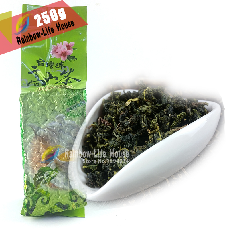 Taiwan Jin Xuan Milk Oolong Tea 250g 100% Natural Taiwan Tea With Milk Flavor No Addtives(China (Mainland))