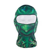 2015 New 3d Print Animal Active Balaclava Snowboard Hats Bicycle Cycling Motorcycle Masks Ski Hood Hat Veil Face Mask Cap(China (Mainland))