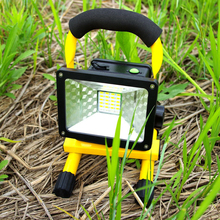 Rechargeable Waterproof LED Floodlight