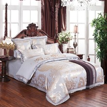 High Quality King Fitted Sheet Duvet Cotton Queen King Size Bed Linen 3d 2015 New Dekbed Overtrek Wholesale Luxury Bedding(China (Mainland))
