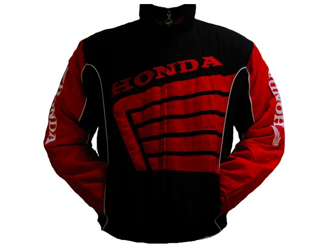 2015 HOT F1 nascar Team MOTO GP MEN motorcycle HONDA JACKET RACING COAT freeshipping(China (Mainland))
