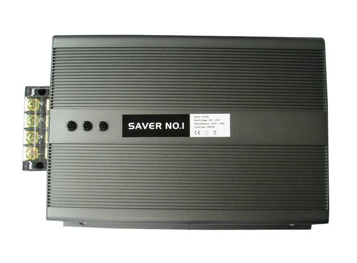 Free Shipping Three Phase 45KW Energy Saver for pionner Electricity Saving box Electric power saver Energy saver Devicer(China (Mainland))