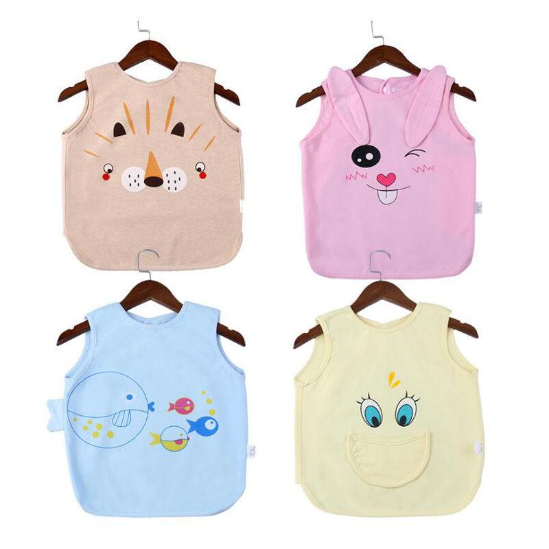 Multifunction Baby Bibs For NewBorns Boys Girls Waterproof Burp Cloths Fashion Cartoon Bandana Baby Feeding Smock Babadores(China (Mainland))