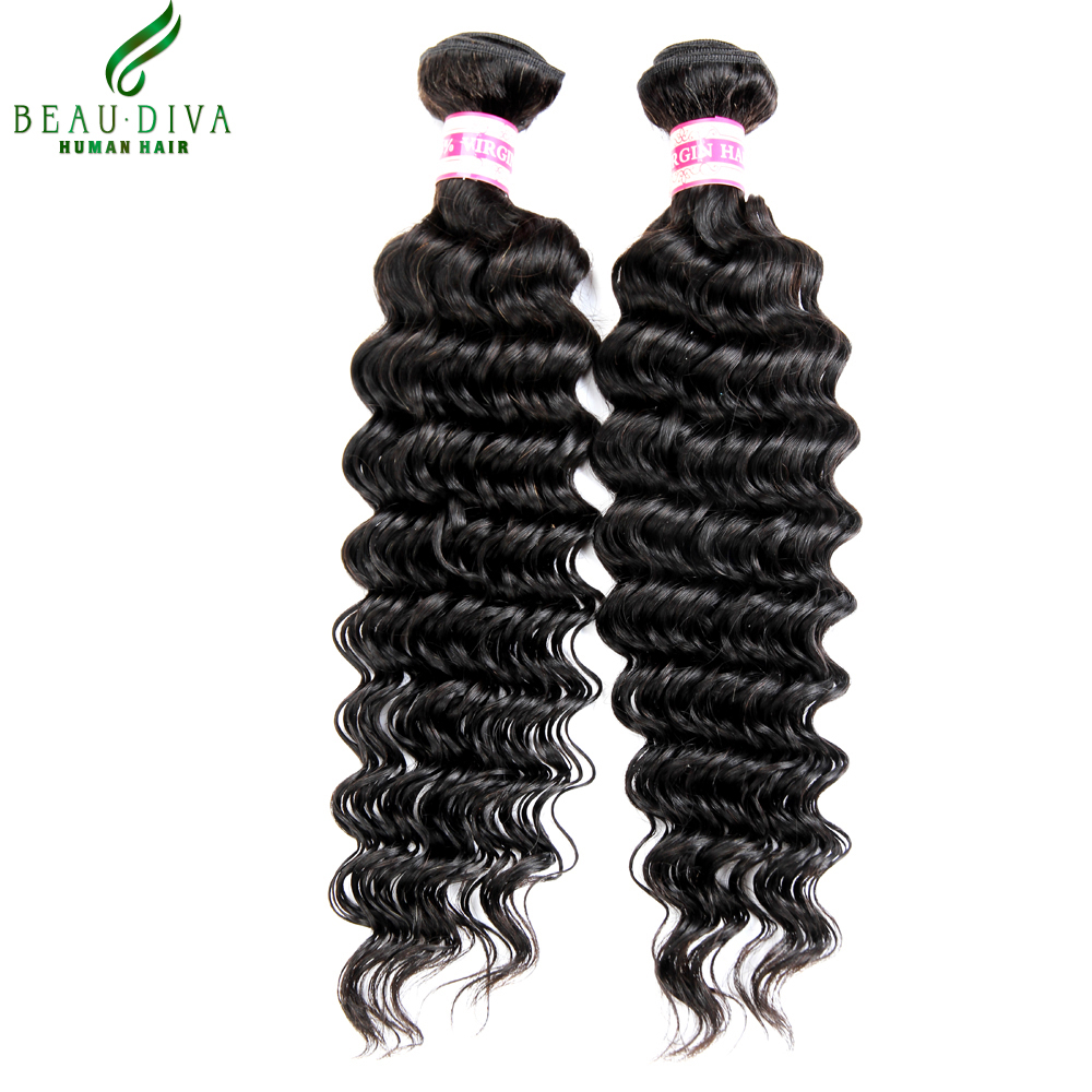 2 pcs Rosa Hair Products Peruvian Deep Wave 7A Unprocessed Virgin Hair Peruvian Virgin Hair Human Hair Weave Queen Weave Beauty