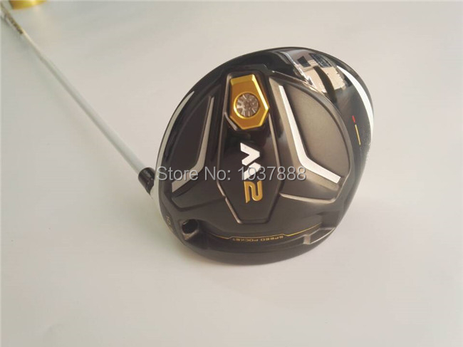 """M2 Driver M2 Golf Clubs Right Hand M2 Golf Driver Loft 9.5""""/10.5"""" Degree R/S/SR-Flex Graphite Shaft With Head Cover & Wrench(China (Mainland))"""